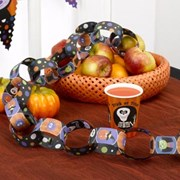 Picture of Trick or Treat - Paper Chains