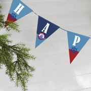 Picture of Ahoy There - Happy Birthday Bunting