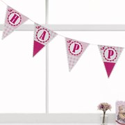Picture of Little Bird - Happy Birthday Bunting