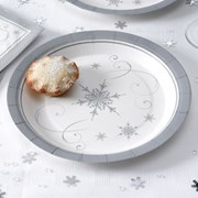 Picture of Shimmering Snowflake - Plates