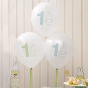 Picture of Baby Miffy - 1st Birthday Balloons