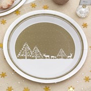Picture of Winter Wonderland - Plates