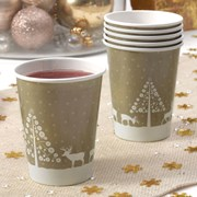 Picture of Winter Wonderland - Cups