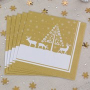 Picture of Winter Wonderland - Napkins