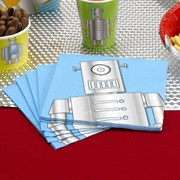 Picture of Robot Heroes - Napkins