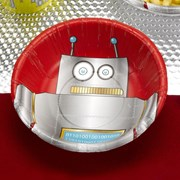 Picture of Robot Heroes - Bowls