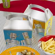 Picture of Robot Heroes - Lunch Boxes