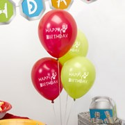 Picture of Robot Heroes - Balloons