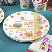 Picture of Tree Top Friends - Plates