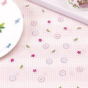 Picture of Little Owls - Confetti - Pink