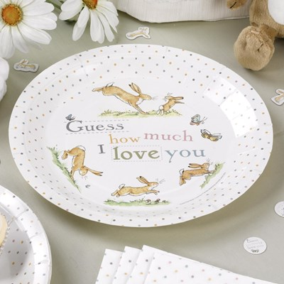 Picture of Guess How Much I Love you - Plates