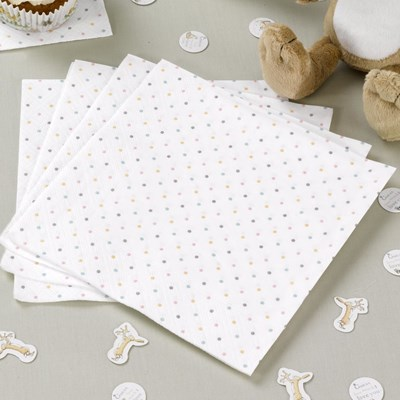 Picture of Guess How Much I Love you - Napkins