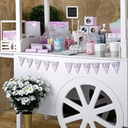 Picture of Frills and Spills - Candy Buffet Bunting