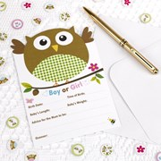 Picture of Little Owls - Baby Prediction Game