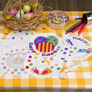 Picture of Easter Craft - Colour in Bunting