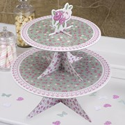Picture of Frills and Spills - Cake Stand