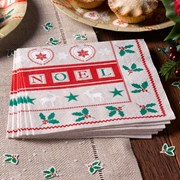 Picture of Festive Noel - Napkins