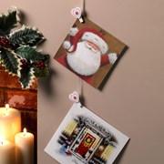 Picture of Festive Noel - Card Peg Kit