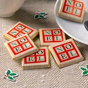 Picture of Festive Noel - Chocolate Squares