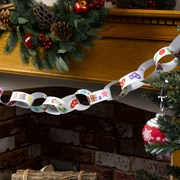 Picture of Christmas Craft - Colour-in Paper Chains