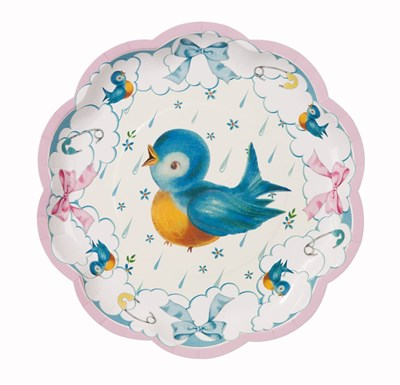 Picture of Baby On Board - Plates