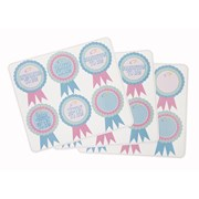 Picture of Baby On Board - Guest Name Stickers