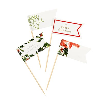 Picture of Botanical Christmas - Canapé Picks