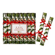 Picture of Botanical Christmas - Saucer Crackers