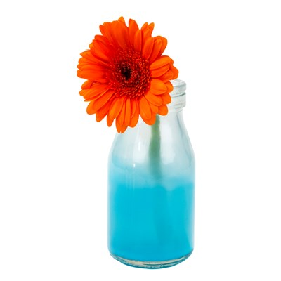 Picture of Be Happy - Blue Jazzy Jar