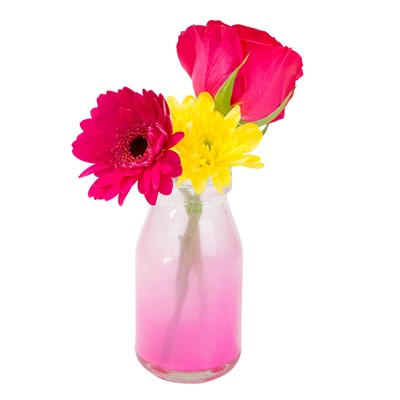 Picture of Be Happy - Pink Jazzy Jars