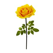 Picture of Be Happy - Giant Yellow Rose