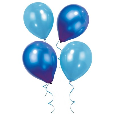 Picture of Blue Party - Balloons