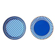 Picture of Blue Party - Plates