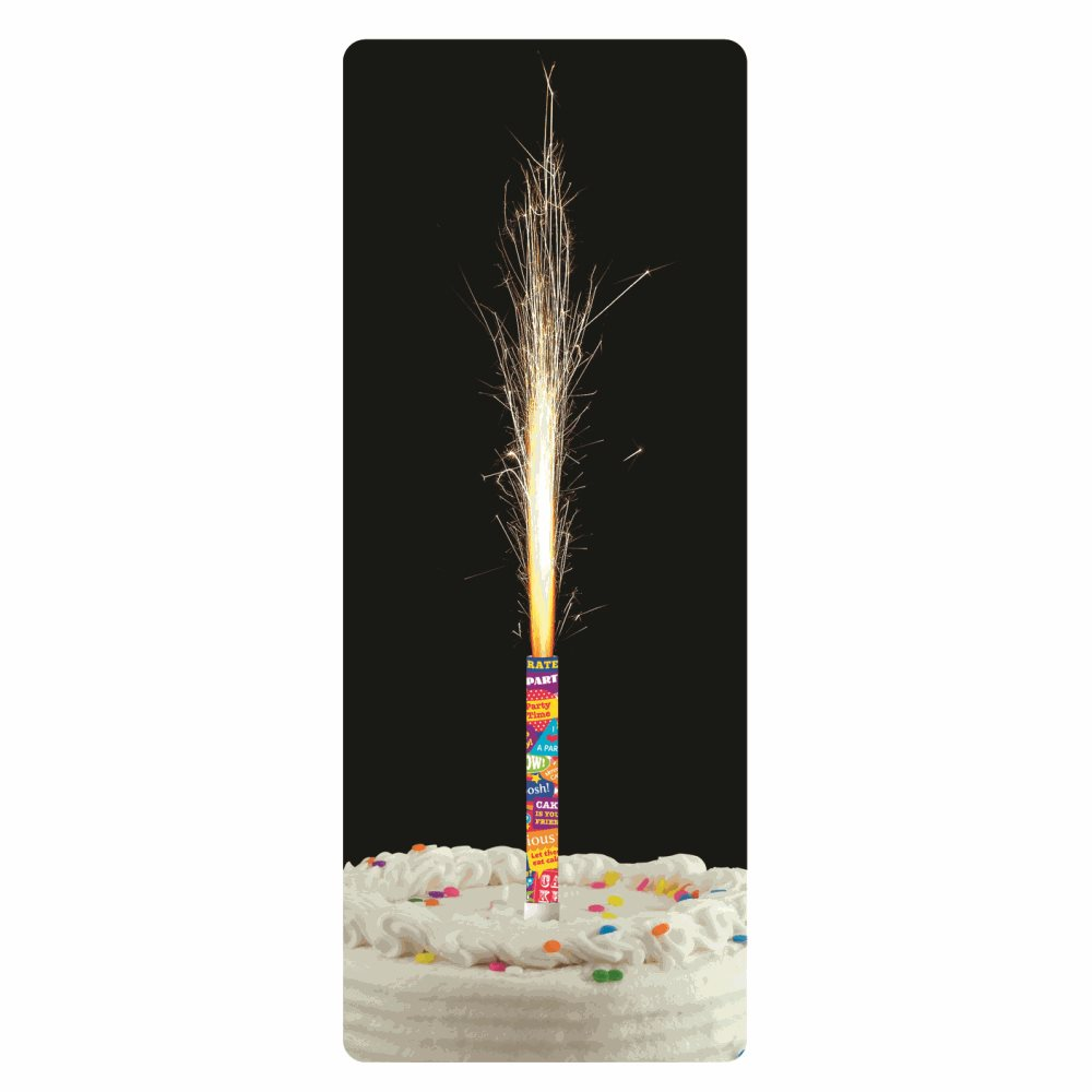 Cake Central Colour Changing Ice Fountain Candles Partythisway