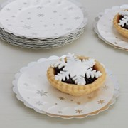 Picture of Christmas Metallics - Mince Pie Plate