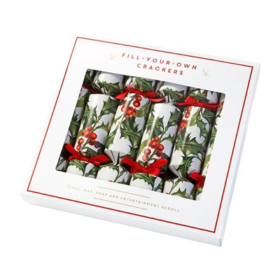 Picture of Botanical Christmas - Fill Your Own Crackers