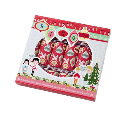"""Picture of Christmas At Our House - Bingo 10"""" Crackers"""