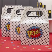 Picture of Comic Superhero - Party Boxes