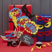 Picture of Comic Superhero - Photo Booth Props