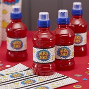 Picture of Comic Superhero - Superhero Juice Labels