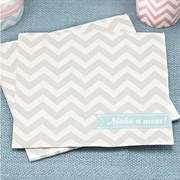 Picture of Chevron Divine - Napkins
