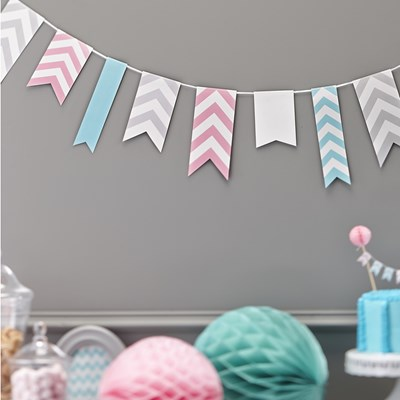 Picture of Chevron Divine - Bunting