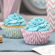 Picture of Chevron Divine - Cupcake Cases