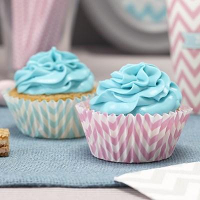 Picture of Chevron Divine - Cupcake Cases