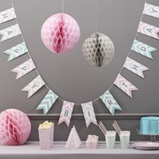 Picture of Chevron Divine - Happy Birthday Bunting