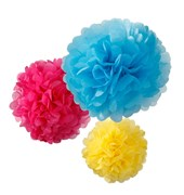 Picture of Decadent Dec - PomPom Bright Mix Size