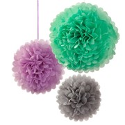 Picture of Decadent Decs - PomPoms Macaroon Mix