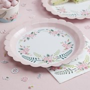 Picture of Floral Fancy - Paper Plates