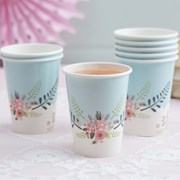Picture of Floral Fancy - Paper Cups