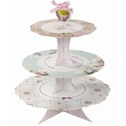 Picture of Frills & Frosting - 3 Tier Cakestand